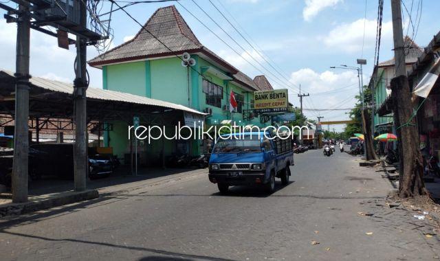 Ditodong Senpi, Sopir Asal Nganjuk Serahkan Truk ke Kawanan Perampok di Pasar Porong